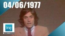 20h Antenne 2 du 04 juin 1977 - 6ème étape du Dauphiné Libéré | Archive INA