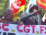 Retraites : manif de St-Denis à Bobigny le 21 octobre 2010