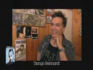Coffret Dvd Django Reinhardt