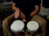 """Prima lezione di bongos con """"Bongo Castaldi"""""""
