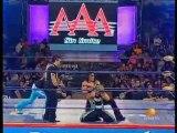 Aerostar & Laredo Kid vs Alan Stone & Chris Stone