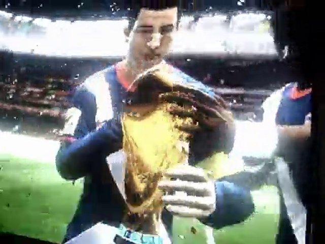 My fifa world cup win- U.S.A