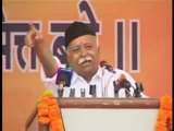 RSS-Chief Mohan Bhagwat: Part-3: Vijayadashami, Oct 17, 2010