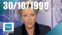 20h France 2 du 30 octobre 1999 - Fin de l'embargo sur le bœuf britannique | Archive INA