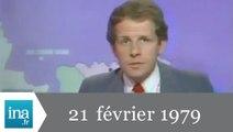 20h Antenne 2 du 21 février 1979 - Guerre Chine/Vietnam - Archive INA