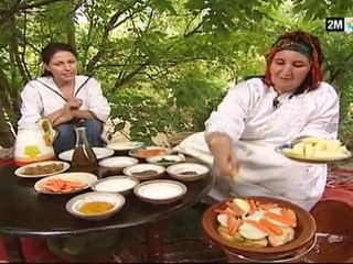 Chhiwate Bladi Ait Mazirh region de Ouaouizerth