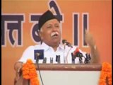 RSS-Chief Mohan Bhagwat: Part-1: Vijayadashami, Oct 17, 2010