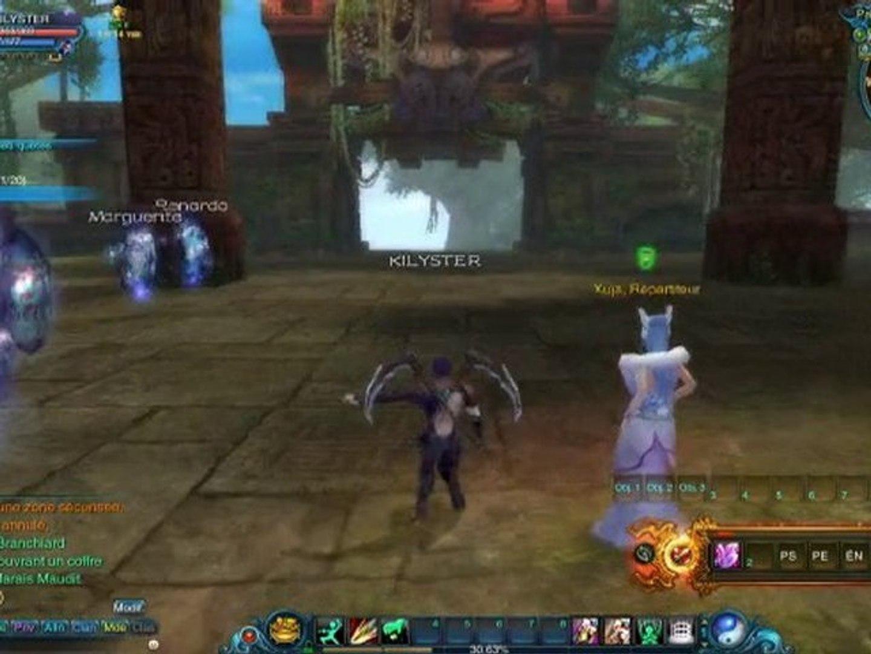 Jade Dynasty : Vengeance [MMORPG TEST HD]