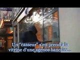 Emeutes en France octobre 2010 : casseurs  ou agitateurs ?