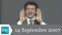 20h France 2 du 14 Septembre 2007 - Jacques Martin est mort - Archive INA