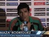Medio Tiempo.com - Selección Mexicana. Guadalajara, Jalisco. 2 Septiembre 2010.