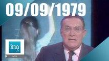 20h Antenne 2 du 9 septembre 1979 - La rentrée des classes | Archive INA
