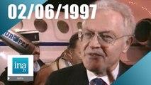 20h France 2 du 2 juin 1997 - Lionel Jospin 1er ministre | Archive INA