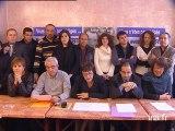 """Territoriales 2004: Présentation de la liste """"UDF, la Corse autrement"""""""