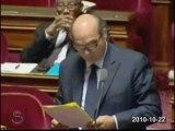 Retraites Sénat Pozzo di Borgo pour capitalisation (UC)