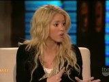 Shakira Dacing Loca on Lopez  Tonight 18.10.2010