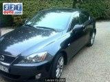 Occasion Lexus IS 220 BOUL