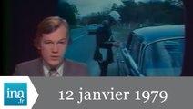 20h Antenne 2 du 12 janvier 1977 - Eruption du Niragongo - Archive INA
