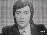 Information Première : émission du 5 octobre 1971