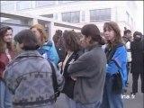 Goussainville : manifestation contre interdiction foulard islamique