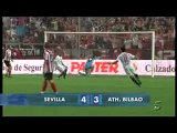SEVILLA F.C.4 - ATHLETIC 3