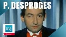 """Pierre Desproges """"Les animaux ne savent pas qu'ils vont mourir"""" - Archive INA"""