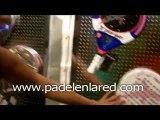 Tienda padel Pro tour Sevilla 2010-drop shot