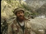 Carte Afghanistan + vallée Afghanistan