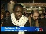 SANS PAPIERS A FRANCE 2