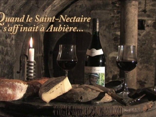 Quand le Saint-Nectaire s'affinait à Aubière - extrait 1