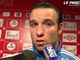 """Lille-OM 1-3 / Valbuena : """"C'était mal barré"""""""
