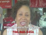 Milton Ruben Toyota Augusta GA Reviews and Complaints