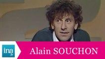 """Alain Souchon """"C'est comme vous voulez"""" - Archive INA"""