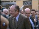 Durcissement campagne Jospin et Chirac