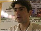 Anthony ROUSSILLON, resp pôle entreprise ARPE Midi-Pyrénées