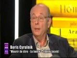 Boris Cyrulnik et Mourir de dire