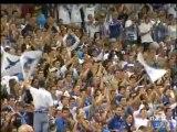 Football : finale de la coupe de France entre Auxerre et Sedan