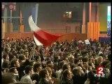 [Congrès de l'UMP : Nicola Sarkozy, candidat officiel UMP à l'investiture]