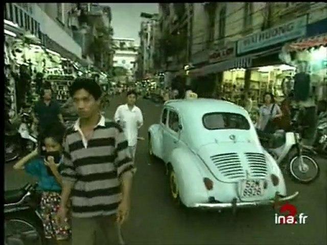 Voitures Saïgon