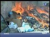 Déchets à Naples, opération de nettoyage et ouverture de nouvelles décharges