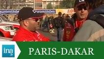 Annulation du Dakar 2008 pour menaces d'attaques terroristes - Archive INA