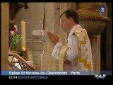 Les intégristes catholiques reçus par le pape Benoit XVI