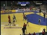 Finale du championnat d'Europe de handball
