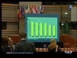 Européennes : réactions au parlement européens