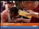 Manifestation pour la liberté du Tibet réprimée violemment par la Chine