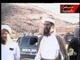 [Intervention télévisée d'Oussama Ben Laden]