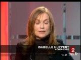 Invité 5 dernières minutes: Isabelle Huppert