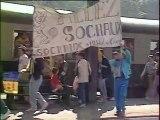 Football avant le match de Coupe de France Sochaux Metz : Ambiance chez les supporters de Sochaux