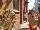 Lill 2004 : ouverture de la maison folie de Wazemmes