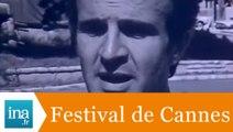 """François Truffaut """"La nuit américaine"""" à Cannes - Archive INA"""
